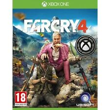 Far Cry 4 XBOX One Game (Greatest Hits) - Brand New!