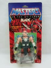 MOTU,VINTAGE,BLADE,Masters of the Universe,MOC,carded,figure,Sealed,He-Man