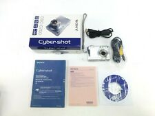 Sony Cyber-Shot DSC-S700 Digital Point and Shoot Camera in Box with Accessories.