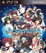 Ps3 Aquapazza Aquaplus Dream Match PlayStation 3 Japan F/S