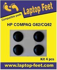 Laptop  HP COMPAQ rubber feet G62/CQ62 compatible kit (4 pcs self adh by 3M)
