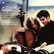 Jacqueline Du Pre - Haydn: Cello Concertos - Boccherini: Cello Concerto (NEW CD)