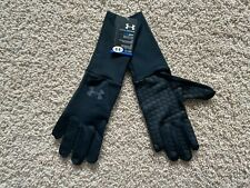 NEW UNDER ARMOUR Cold Gear Men's Liner Gloves 1238031
