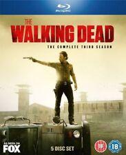 The Walking Dead : s3 Season 3 Blu-ray Region B (5 Discs)