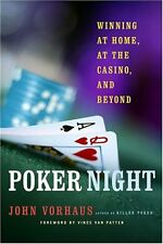 Poker Night: Winning at Home, at the Casino, and B