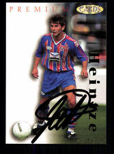 Jan Heintze Bayer Uerdingen Panini Card 1995-96 Original Signiert +A99179