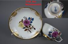 Meissen um 1724 Tasse Sammeltasse cup  Museumsstück  菲爾贊卡
