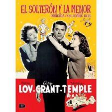 EL SOLTERON Y LA MENOR [DVD]