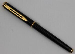 Watermans fountain pen.Black.137mm.