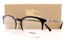 Brand New Burberry Eyeglass Frames Be 2272 3029 Black For Men Women Size 53