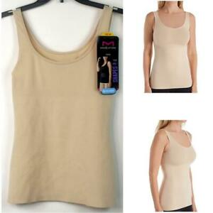 Maidenform Womens Shaping Tank Nude Choose Size DM0703 New