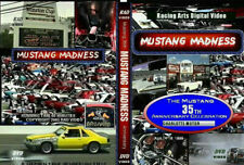 MUSTANG MADNESS Ford 35th Anniversary Celebration DVD