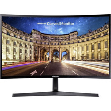 "Samsung Monitor C27F396FHU 68.6 cm (27"") LED 16:9 Full-HD TFT VGA/HDMI 4ms"