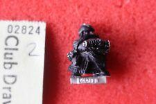 Games Workshop Warhammer Dwarf Grudge Thrower Crew Loader Metal Dwarves OOP A1