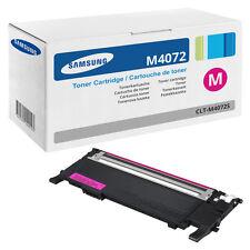 1x Original Toner Samsung CLP320N CLP325W CLX3185FN CLX3185FW CLT-M4072S/ELS