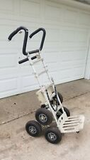 Electric Stair Climbing Hand Truck Cart Dolly 300lb Max Load