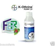Insetticida K-Othrine LT 1 bayer per mosche zanzare pulci formiche zecche cimici