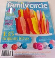 FAMILY CIRCLE AUSTRALIA CHRISTMAS 2017 SPECIAL ISSUE - NEW