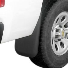 Chevy Silverado Mud Flaps 2007-2013 Mud Guards Splash Guards Molded 2 Piece Rear