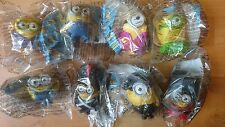 McDonalds Happy Meal-Minions Electronic Toys (8 objets)