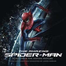 THE AMAZING SPIDER-MAN (MUSIQUE DE FILM) - JAMES HORNER (CD)