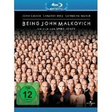 BEING JOHN MALKOVICH BLU-RAY MIT JOHN MALKOVICH NEUF