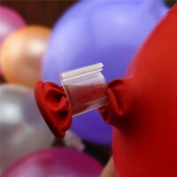 Balloons Clip Auto Tie Up  For Helium Gas And Air Balloons Super Fast