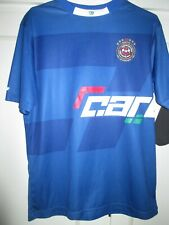 Carbrini FC Kids Football Shirt 13-15 Years /14917