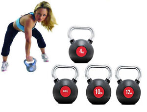 Kemket Kettle Bell Weight Home Gym Fitness Exercise Kettle bell workout training