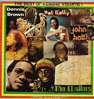VARIOUS-the best of reggae volume 1   micron LP    (hear)    reggae