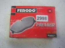 Porsche 911 928 944 968 plaquettes de frein Ferrodo FDB451 96535293904