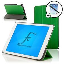 Forefront CUSTODIE PELLE VERDE Smart Pieghevole iPad Air 2 proteggischermo STILO
