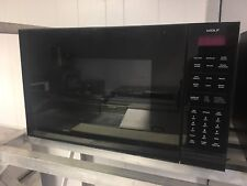 "Wolf MC24 - 24.5"" Black Convection Countertop/Built-In Microwave Oven"