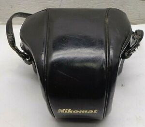 Nikomat FT 35mm Camera Leather Case Cover-  FREE SHIPPING!!!