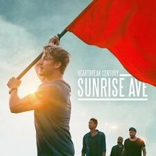 SUNRISE AVENUE Heartbreak Century (2017)  CD  NEU & OVP