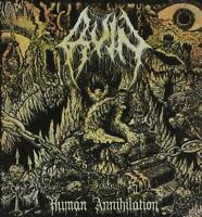 RUIN - HUMAN ANNIHILATION   CD NEW+
