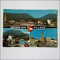 Villach Postcard (P402)