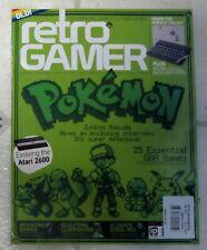 RETRO GAMER Magazine Essential GUIDE To Classic GAMES No 161 POKEMON Atari 2600