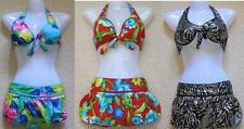 Nylon Machine Washable Regular Size Swimdress for Women