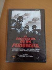 EL SECUESTRO DE UN PERIODISTA VALENTIN TRUJILLO OJEDA DVD REGION 1&4 SPANISH