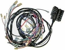 1958 - 1961 Corvette Dash and Forward Lamp Wiring Harness. NEW Reproduction.