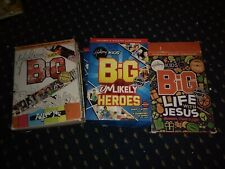 Big Life With Jesus DVD Hillsong Children's Ministry Follow You Unlikely Heroes