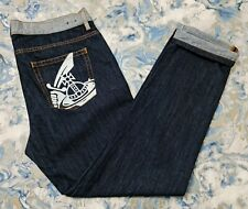 🔥GENUINE🔥 Mens VIVIENNE WESTWOOD ANGLOMANIA Jeans Tapered SIZE W 36 L 32 XL