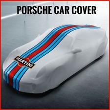 Porsche 911 991 GT3 Car Cover OEM Indoor Martini Racing Design 991 044 000 38