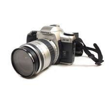 Vintage Pentax zx-30/28-80film fotografía cámara con / Funda 12.7cm