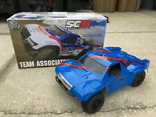 Team Associated SC10 4X4 short course truck ARTR with upgrades, Castle, Tekin