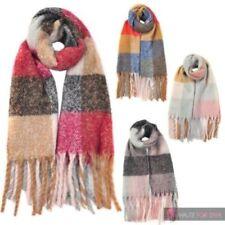 Écharpes et châles pashminas en acrylique pour femme