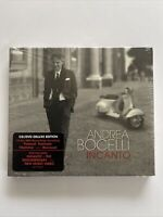 Incanto [CD/DVD] / Classical CD / Classical Music / Andrea Bocelli