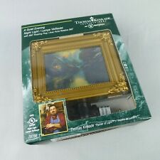 Thomas Kinkade Night Light A Quiet Evening Rotating Plug NOS 2005 Westinghouse