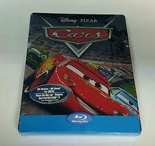 Disney CARS Blu-ray STEELBOOK [Future Shop Canada] Brand New / MINT / LAST COPY!